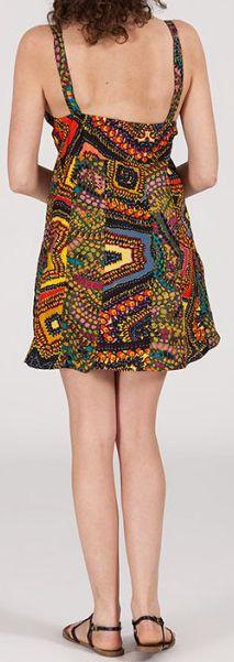 Robe femme d'été courte - ethnique et pas chère - Speranza 271954