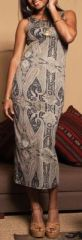 Robe femme longue pour un �t� color� Camil 1 271776