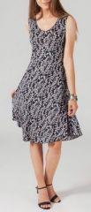 Robe femme mi-longue pour un �t� en couleur Lucine 3 271788