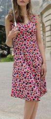 Robe femme mi-longue pour un �t� en couleur Lucine 6 271791