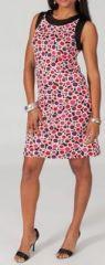 Robe femme mi-longue pour un �t� en couleur Lucine 7 271792
