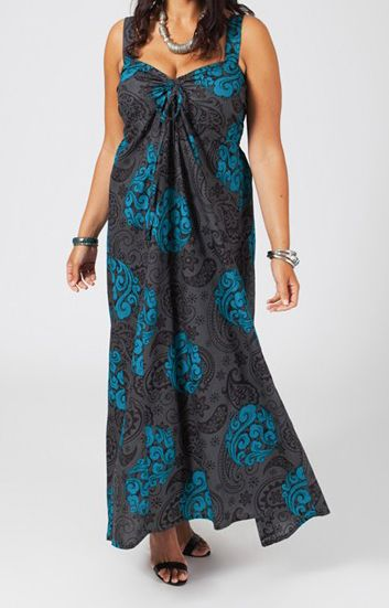 Robe grande taille originale Marianne 268689