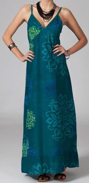 Robe longue bohème mariage Flavie 270073