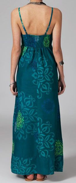 Robe longue bohème mariage Flavie