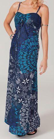 robe longue colore idale pour un mariage hina - Robe Longue Colore