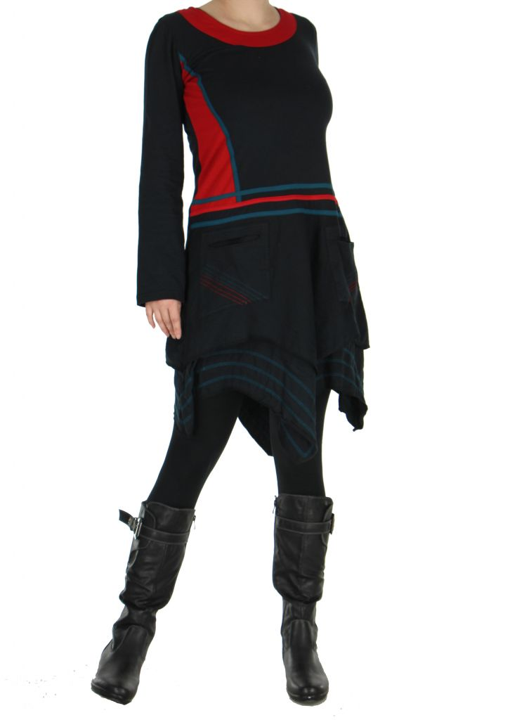 Robe longue ethnique Palami 267019