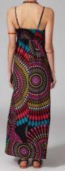 Robe longue look boho Mathilde