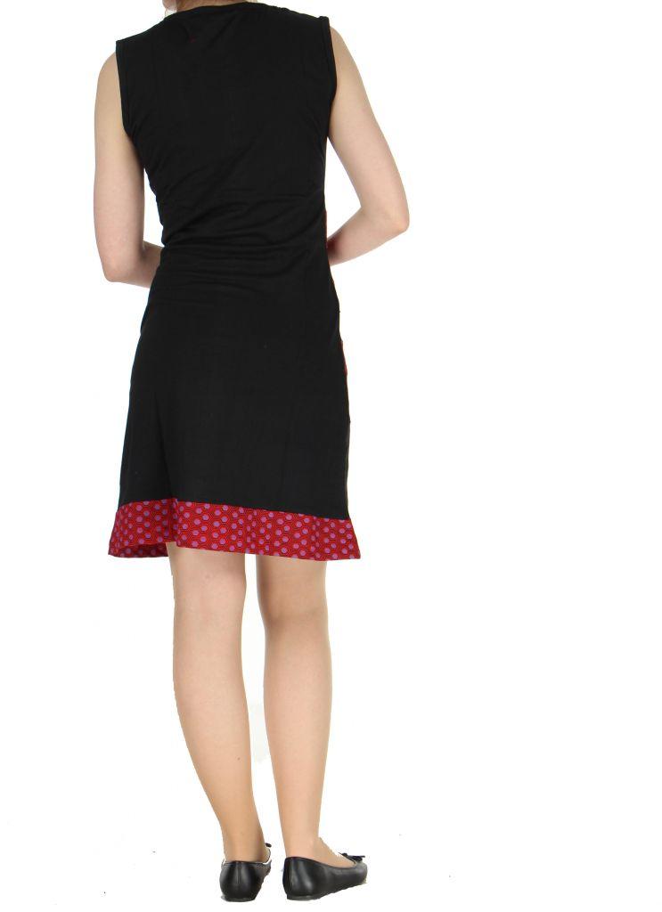 Robe Népalaise noire Cécili 268355
