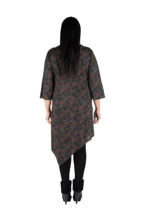 Robe Original asymétique pour la rentrée Sophie 300682