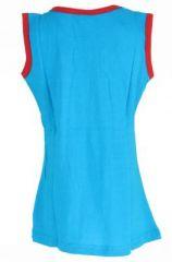 Robe originale pour bébé et enfant bleue Sia 269612