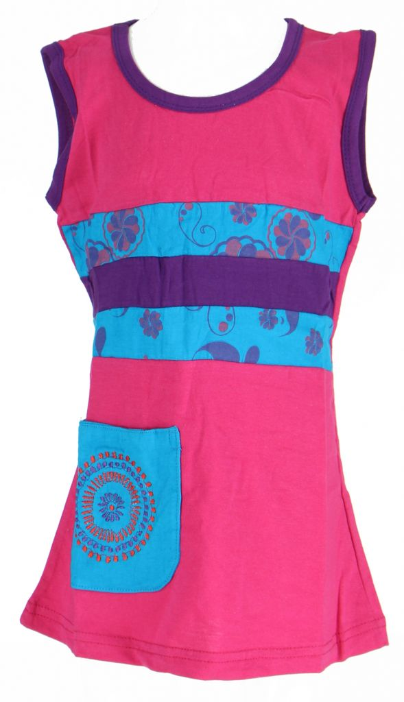 Robe originale pour bébé et enfant rose Sia 269615