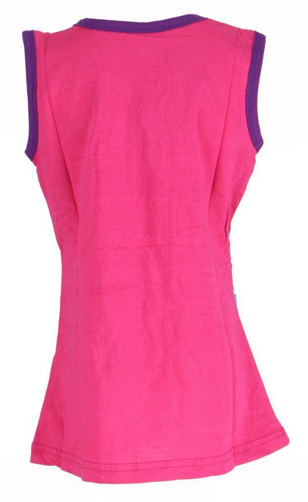 Robe originale pour bébé et enfant rose Sia 269617