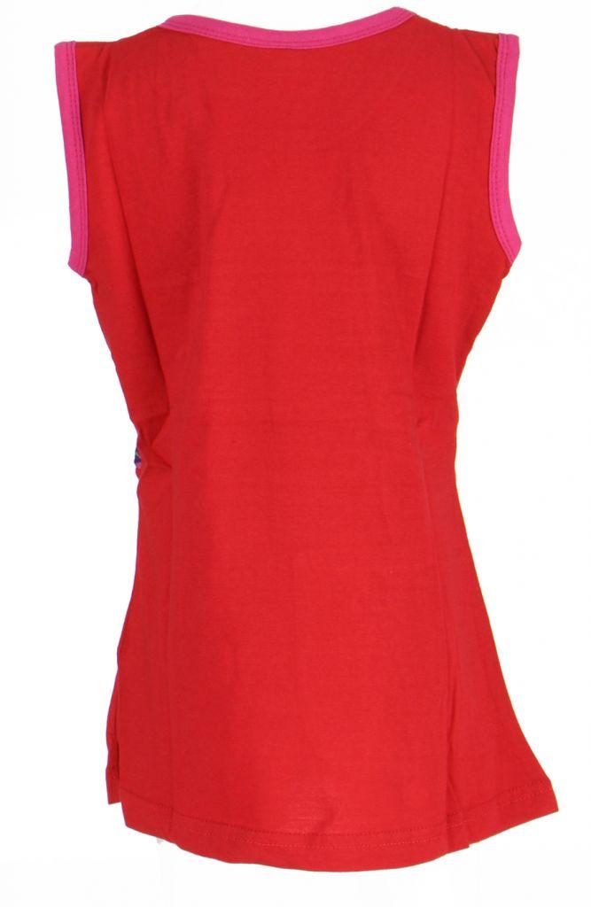 Robe originale pour bébé et enfant rouge Sia 269601