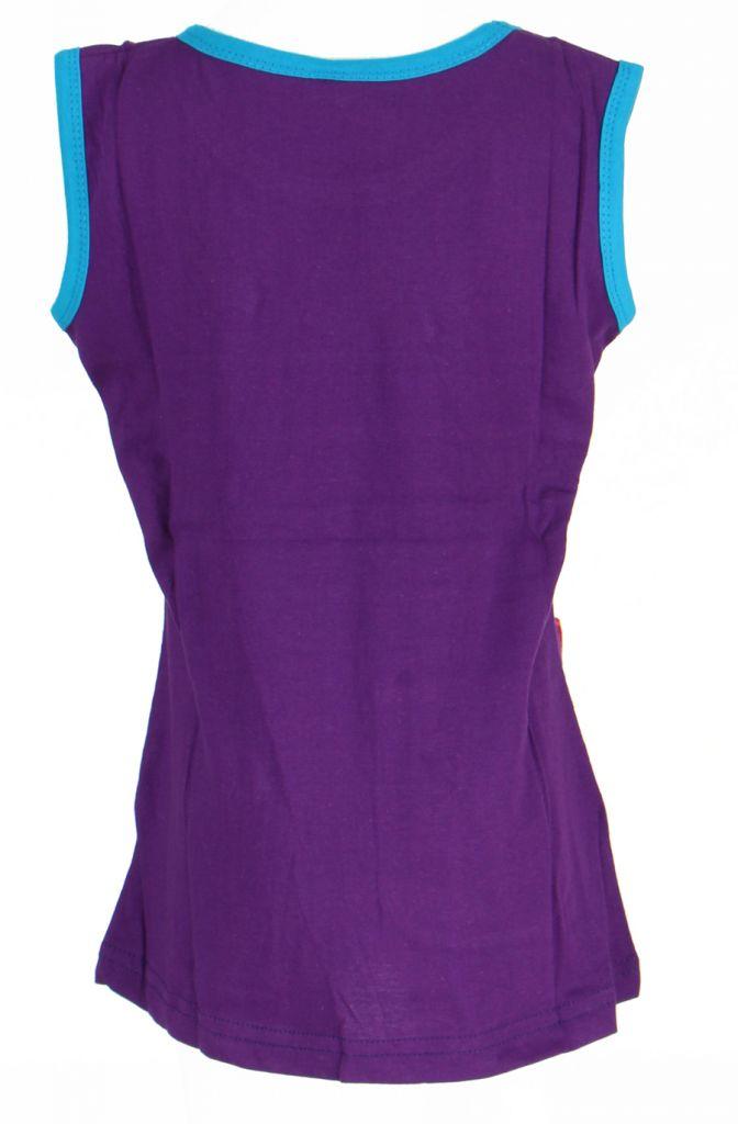 Robe originale pour bébé et enfant violette Sia 269606