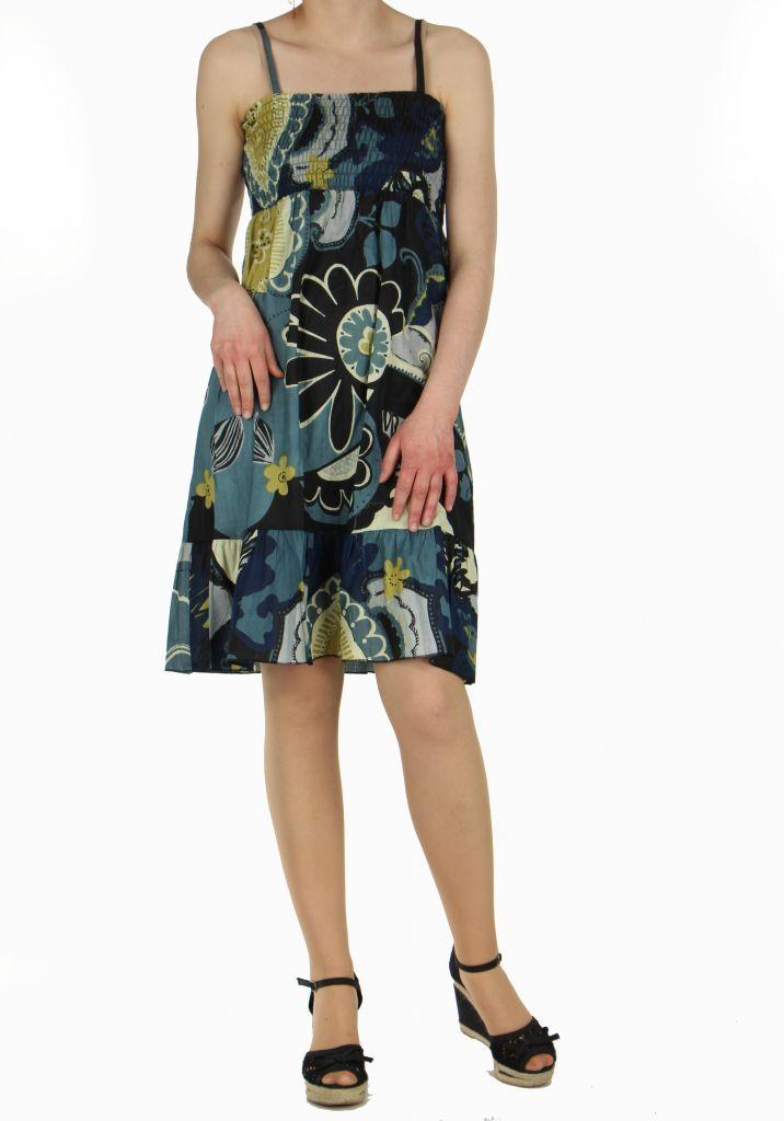 Robe ou jupe 2en1 imprimée maya 257578