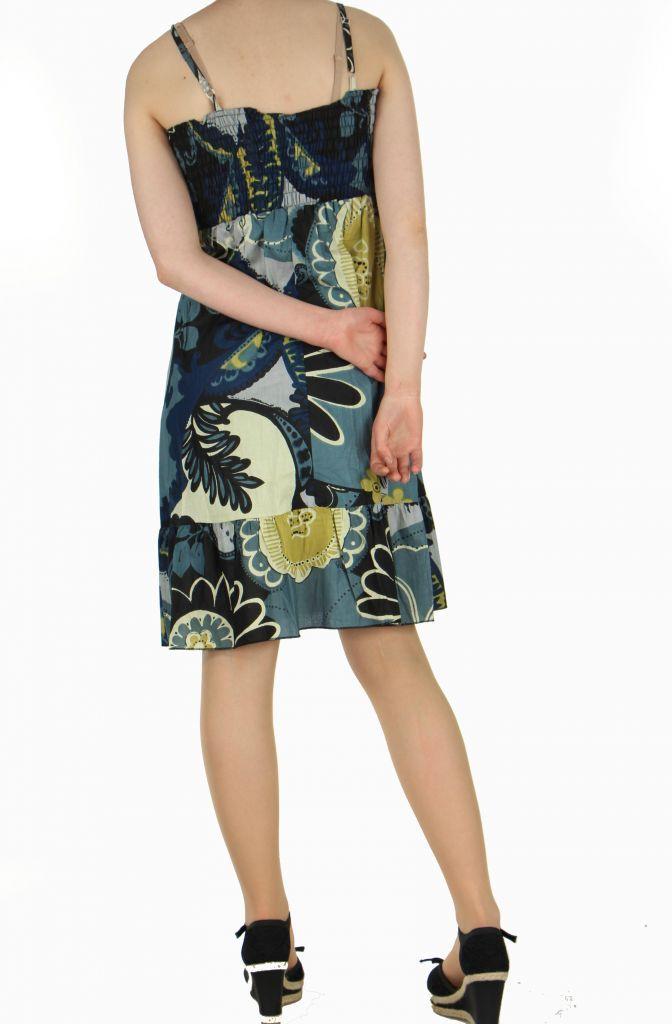Robe ou jupe 2en1 imprimée maya 257580