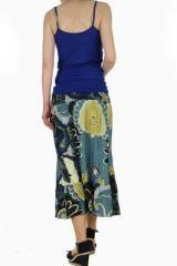 Robe ou jupe 2en1 imprimée maya 257581