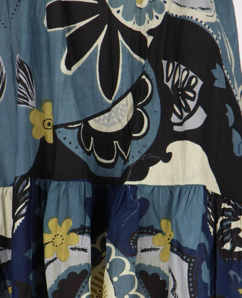 Robe ou jupe 2en1 imprimée maya 257582