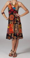 Robe pas ch�re ethnic Catalina 269820