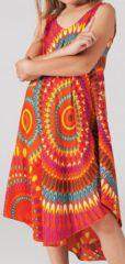 Robe pour Enfant Originale et Color�e Galanou Orange 277372