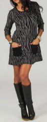 Robe/tunique à manches 3/4 Originale et Ethnique Amaria 274235