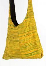 Sac ethnique � bandouli�re chin� jaune 248893