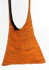 Sac ethnique � bandouli�re chin� orange 248892