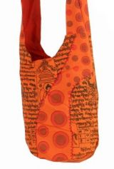 Sac �thnique huetri orange 249223