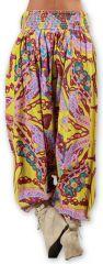 Sarouel  3en1 pour Femme Ethnique et Coloré Bonny Rose 276957