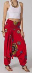 Sarouel femme 3en1 pas cher ethnique et original Makita 270307