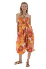 Sarouel femme coloré en coton pour l'été Roxana 288775