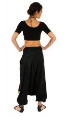 Sarouel femme original pour détente ou yoga Mallawi 314195