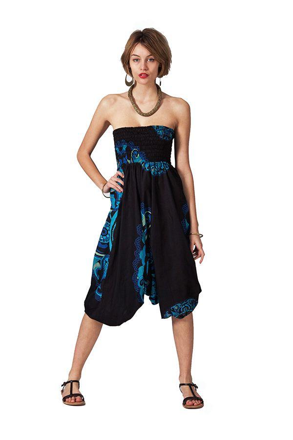 Sarouel noir pour femme Prisyllia 319601