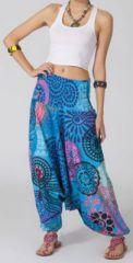 Sarouel pour femme 3 en 1 Ethnique et Original Raylan 275251