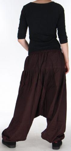 Sarouel pour Femme Ethnique et Confortable Kasaya Café 275536