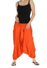 Sarouel smock� uni weely orange 262958