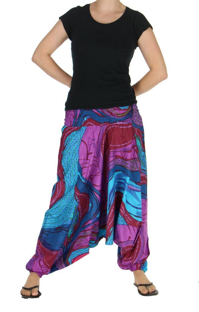 Sarouel transformable en robe ou combi clinton 263563