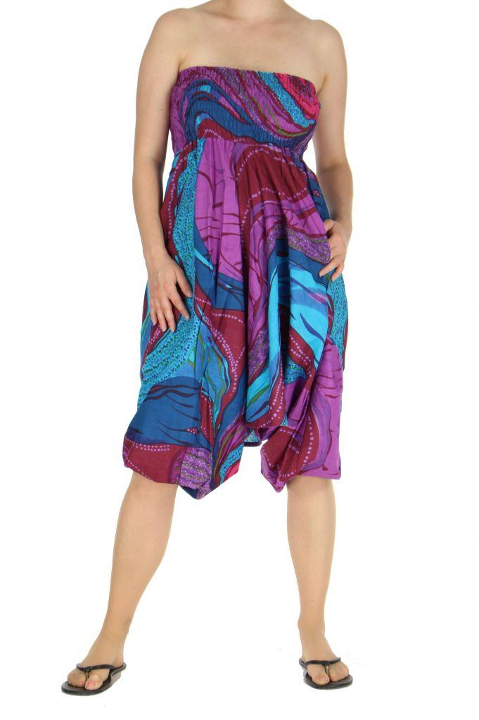 Sarouel transformable en robe ou combi clinton 263564