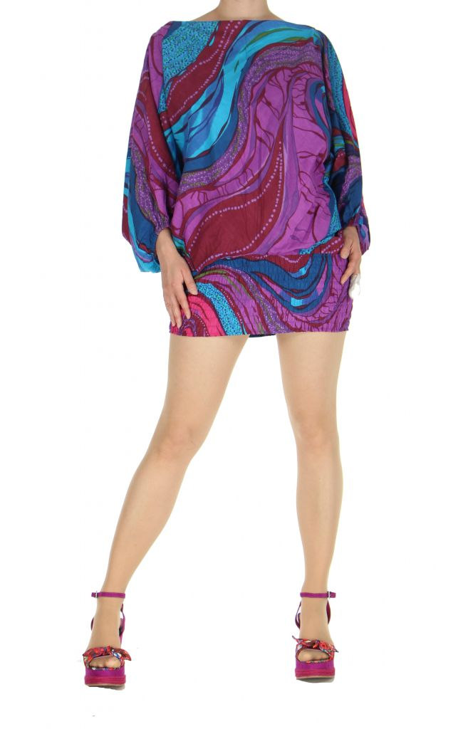 Sarouel transformable en robe ou combi clinton 263565