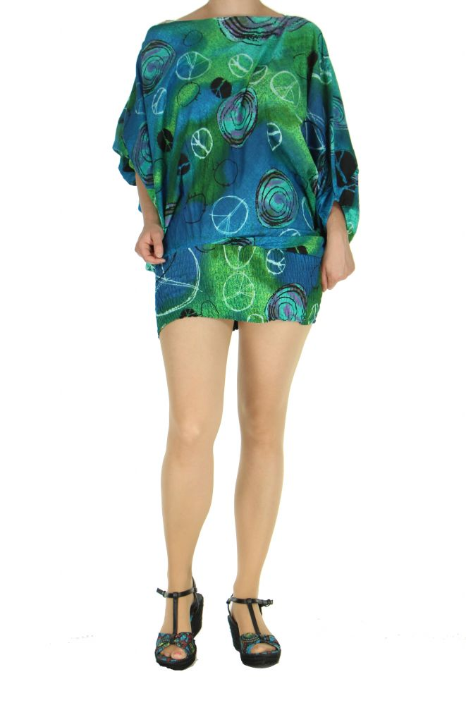 Sarouel transformable en robe ou combi mario 263583