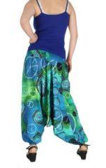Sarouel transformable en robe ou combi mario 263584
