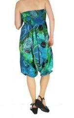 Sarouel transformable en robe ou combi mario 263585