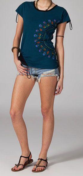 Tee-shirt femme colorée Madyson 269081