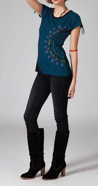 Tee-shirt femme colorée Madyson 269082