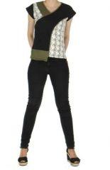 Tee-shirt n�palais original vasco noir et blanc 261567