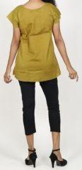Très belle blouse femme pas chère verte Salsa 272015