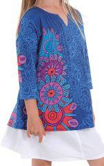 Tunique Bleue pour Enfant Originale et Imprimée Jerry 280654