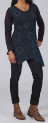 Tunique femme � col rond Originale et Ethnique Dunkan 274576