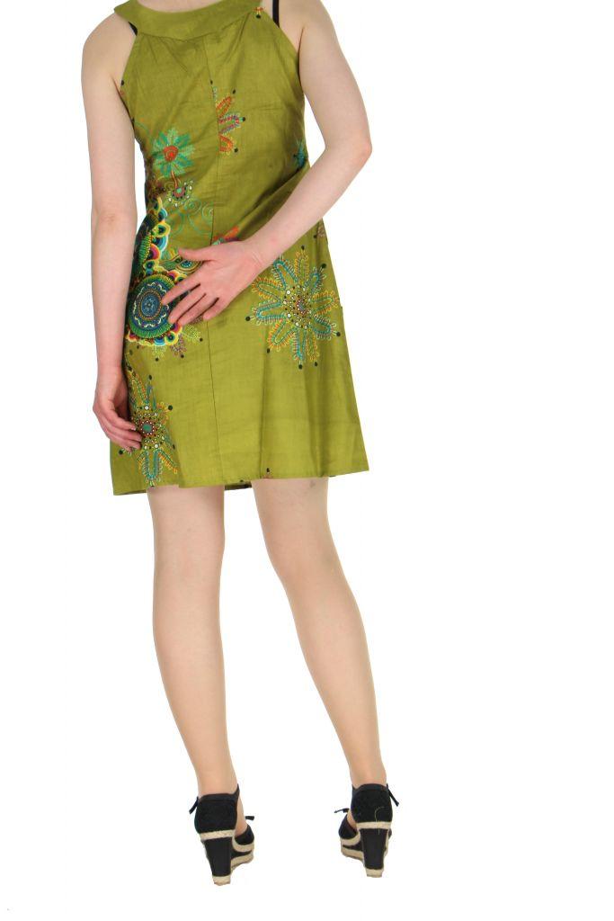 Tunique femme verte Alyssa 268639