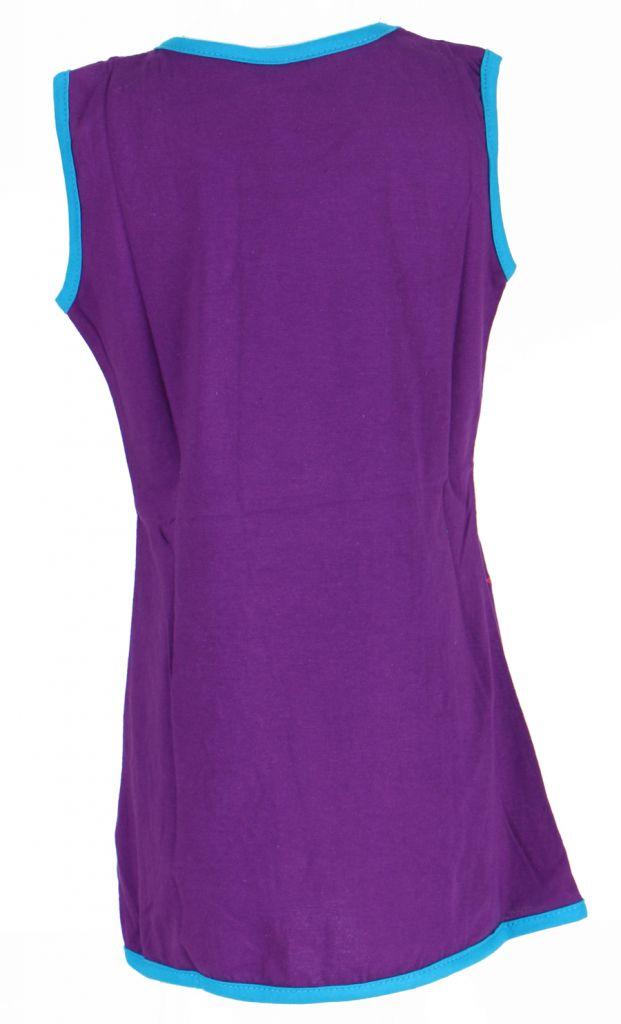 Tunique fille originale violette Mathilda 270898